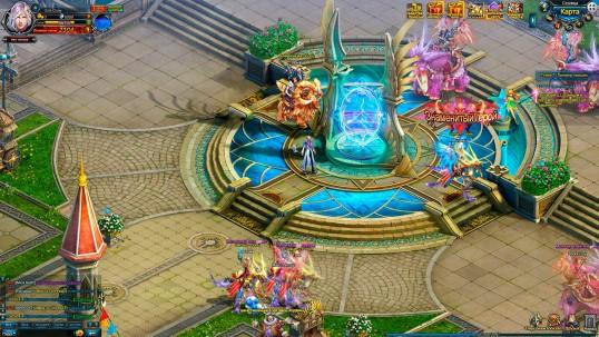 Рыцарь Небес Скриншот 1