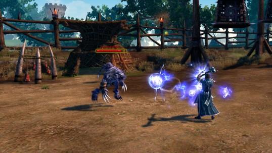 Titan Siege колдун скриншот 2
