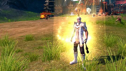 Titan Siege жрец скриншот 2