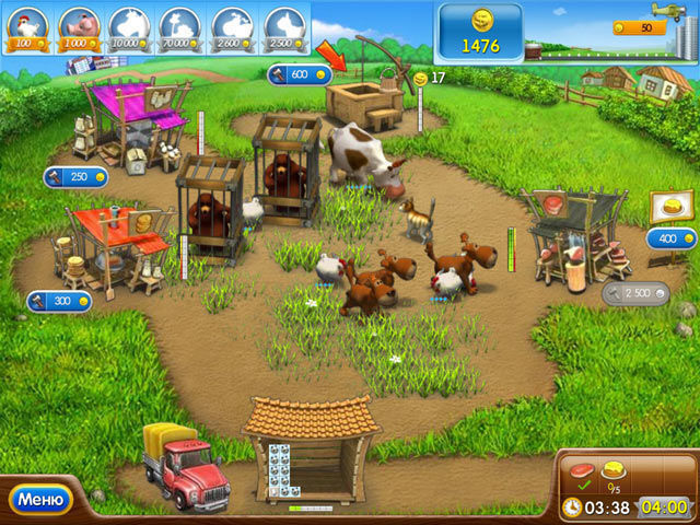 Игры ферма список всех